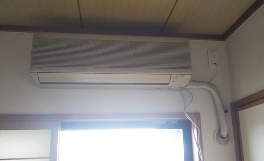 エアコンの寿命