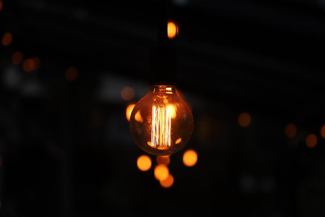 蛍光灯に虫が集まる原因